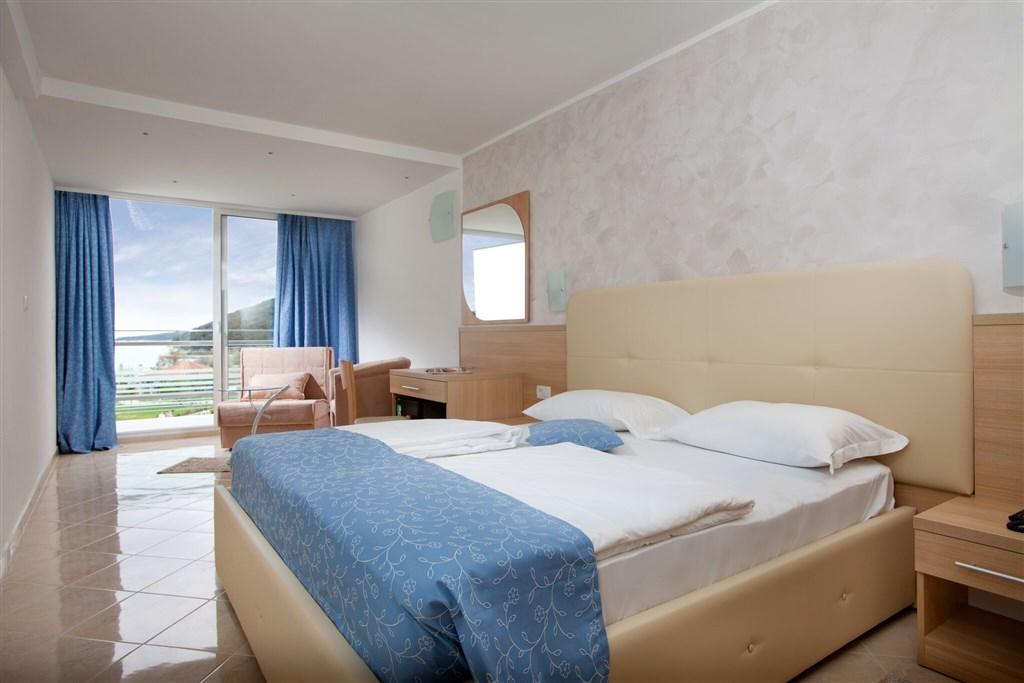 Hotele Mimosa i Lido Palace • Rabac