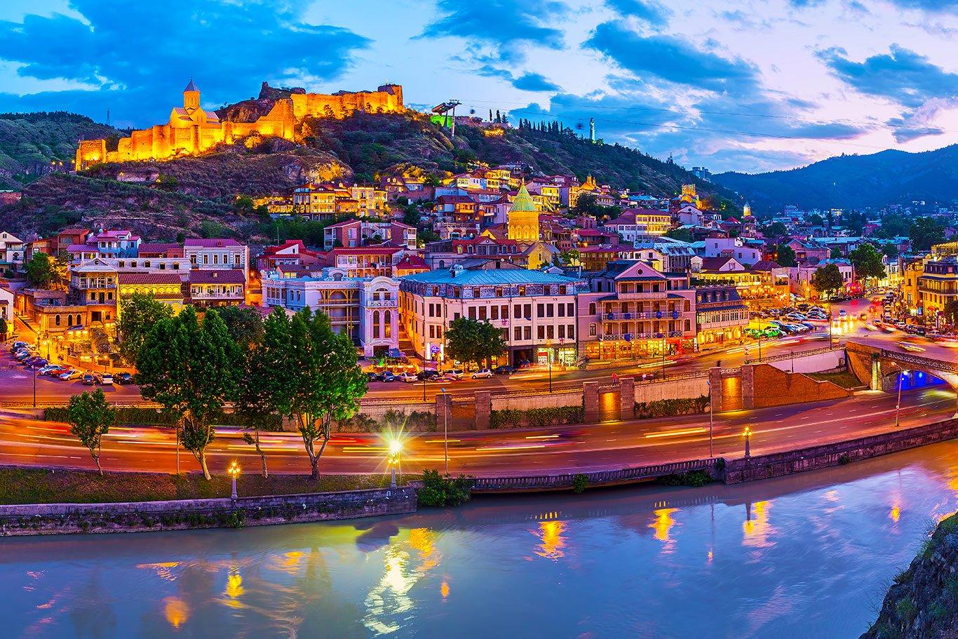 Legendy Kaukazu - Gruzja, Azerbejdżan, Armenia Gruzja, Wyc. objazdowe
