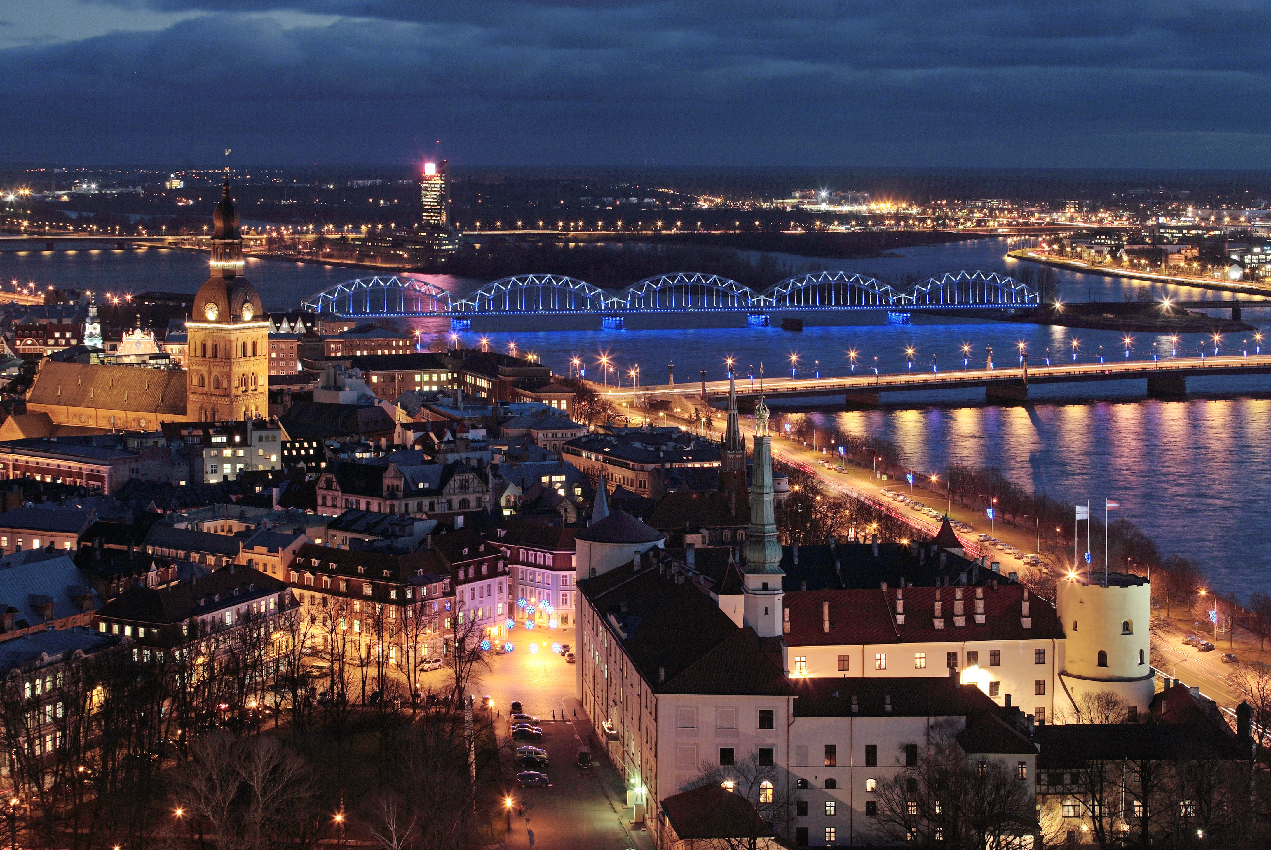 Sylwester na promie - Kraje Bałtyckie