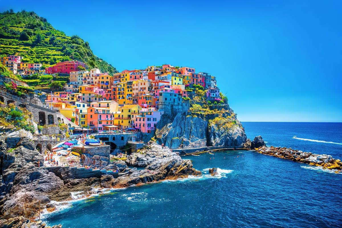 Przepiękne Włochy Północne