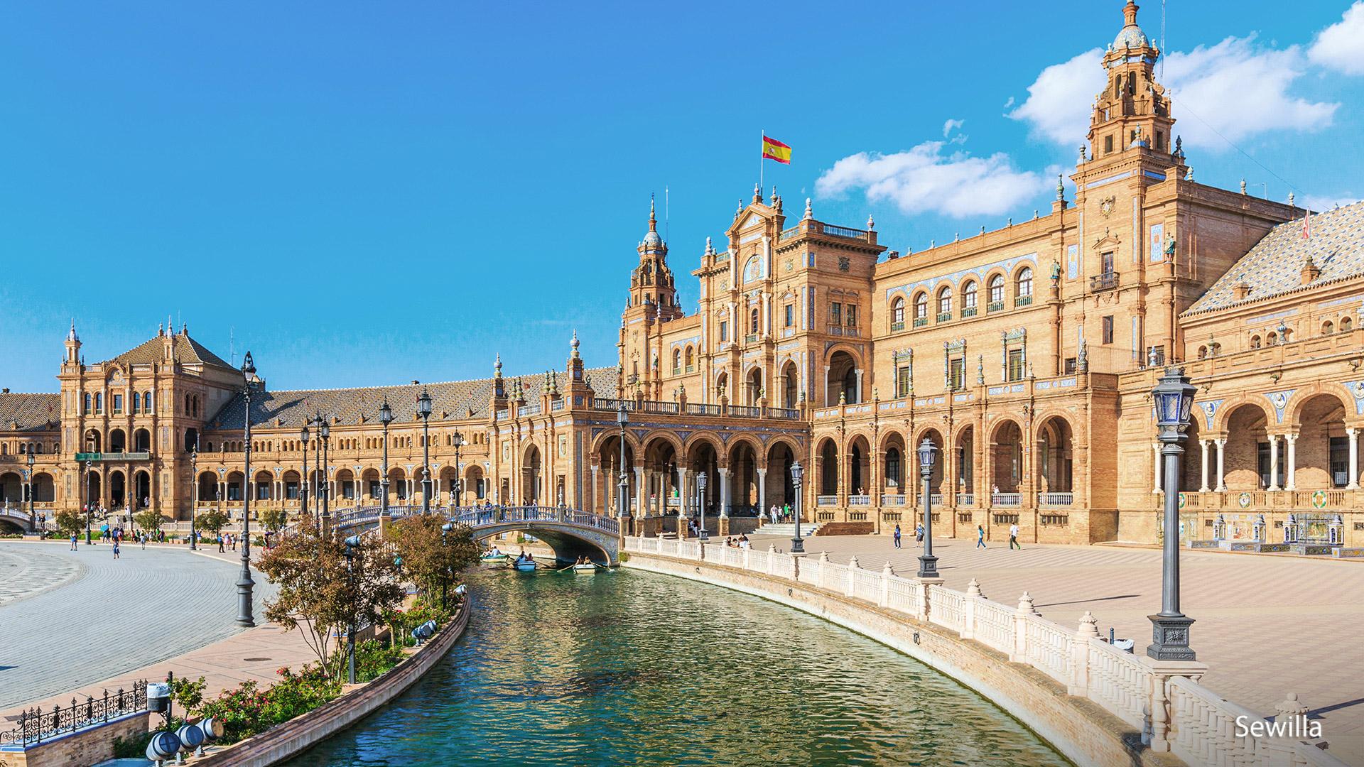 Od Kastylii po Andaluzje Hiszpania, Wyc. objazdowe