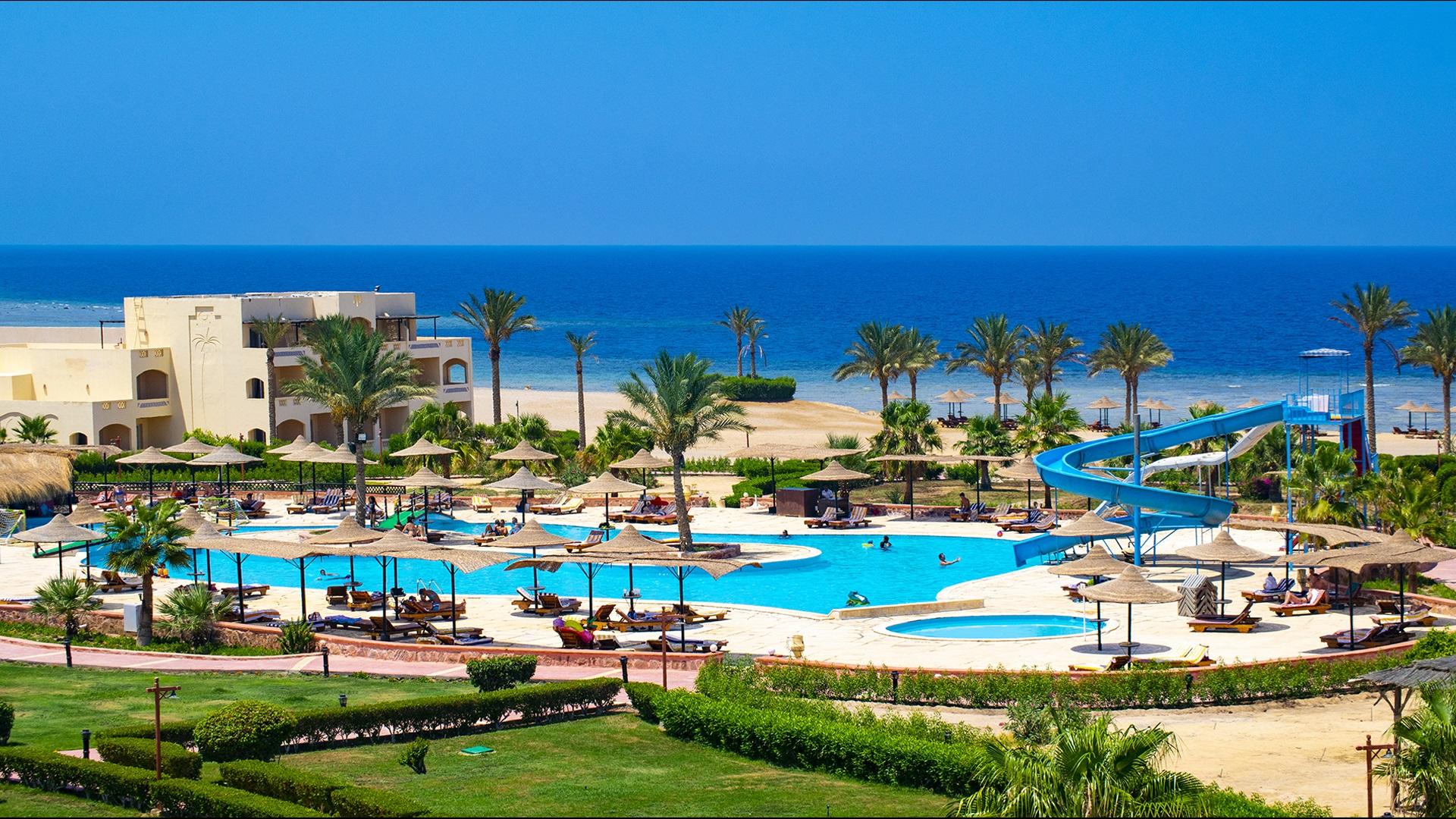 Jolie Beach Resort Egipt, Marsa Alam