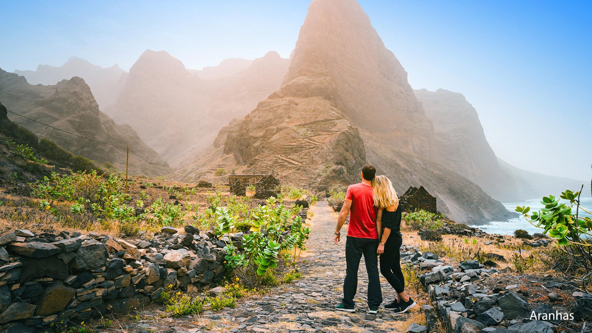 Trekking na Cabo Verde Wyspy Zielonego Przylądka, Wyc. Objazdowe, Wyc. objazdowe
