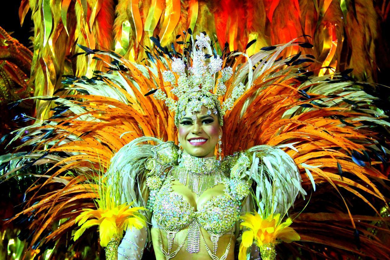 Brazylia z Karnawałem w Rio de Janeiro