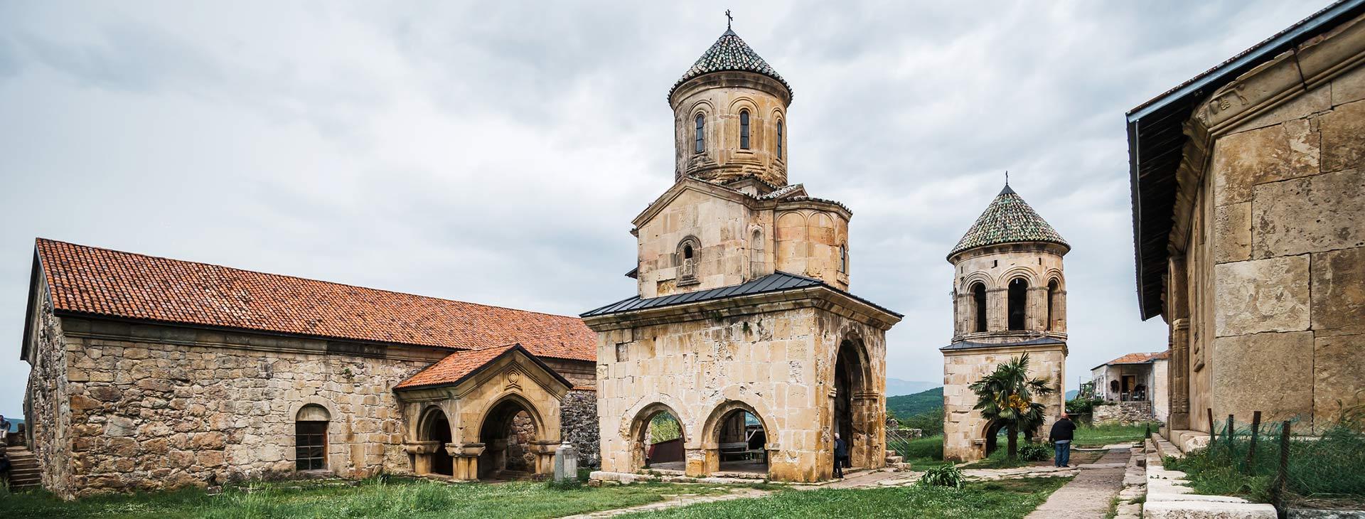 Gruzińska uczta z Kutaisi