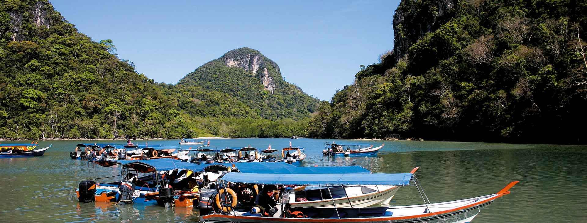 Rejs po Zatoce Tajlandzkiej - Malezyjskie siostry