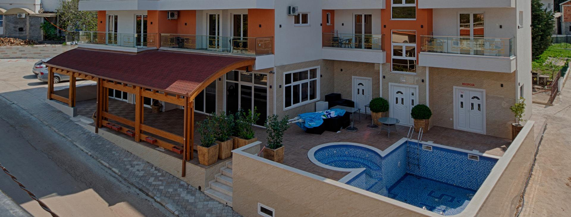 SARS Dobra Voda Czarnogóra, Riwiera Czarnogórska, Dobra Voda