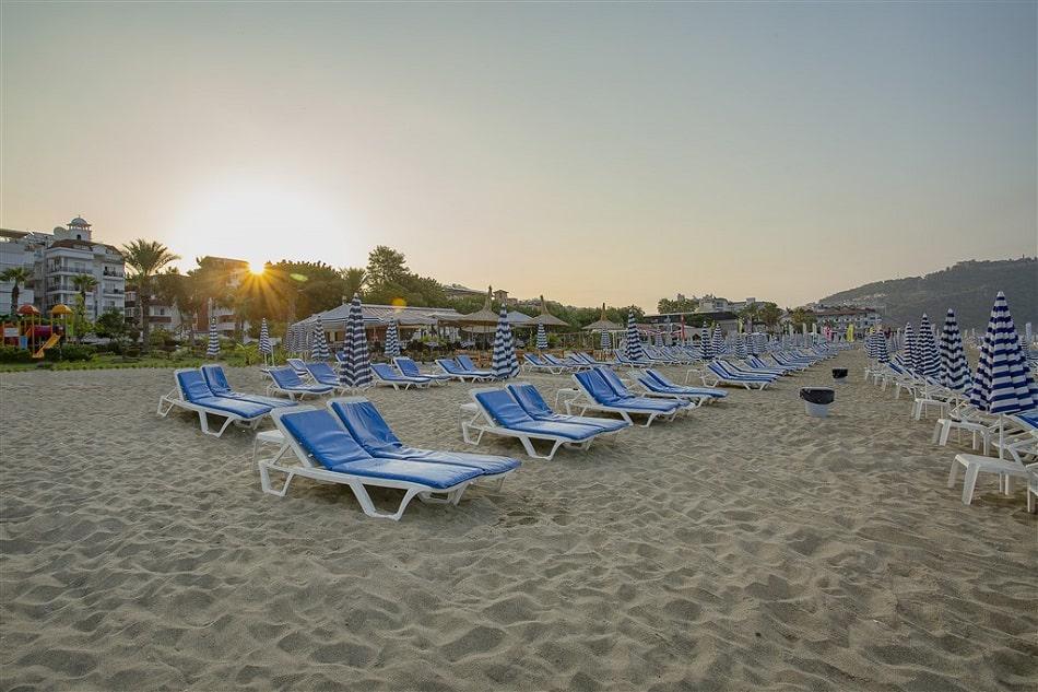 Kleopatra Golden Beach