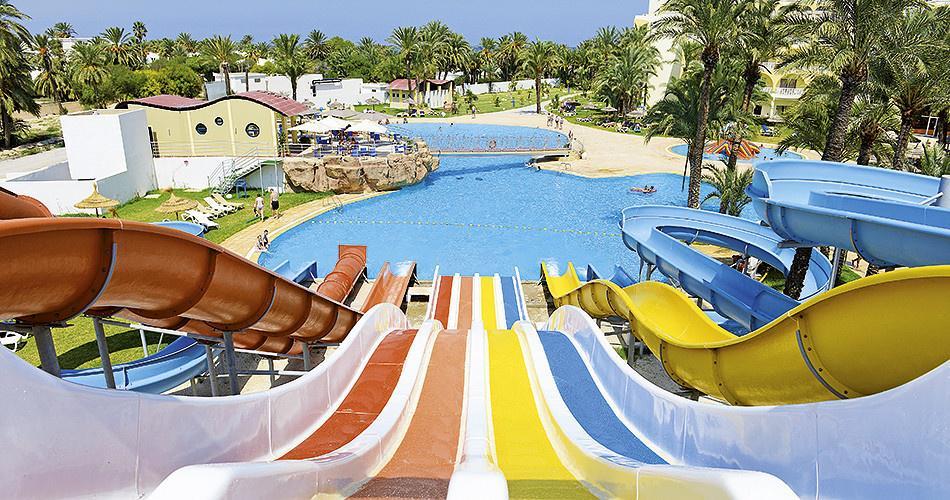 One Resort Jockey & Aqua Park Monastir Tunezja, Monastir, Monastyr