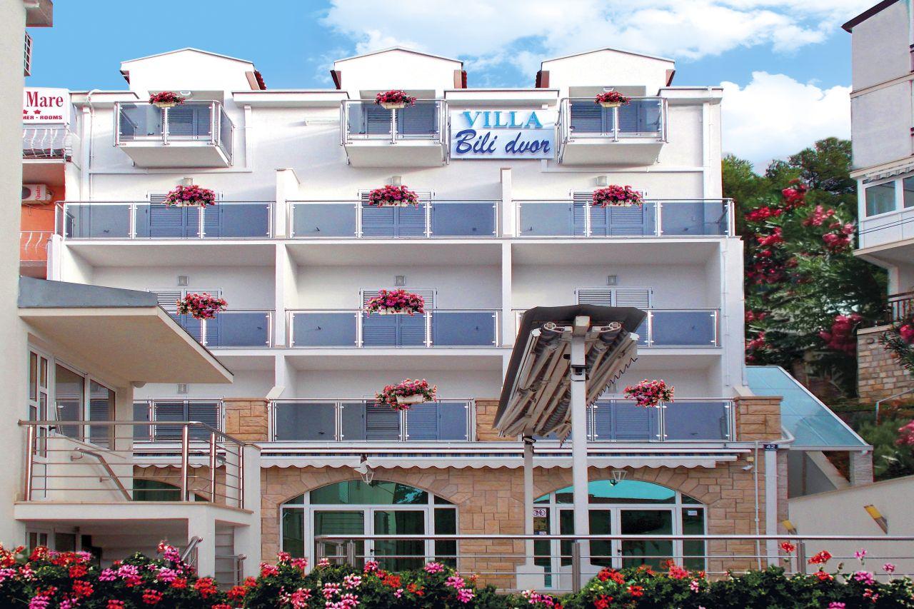 Hotel Willa Bili Dvor - wakacje w Chorwacji