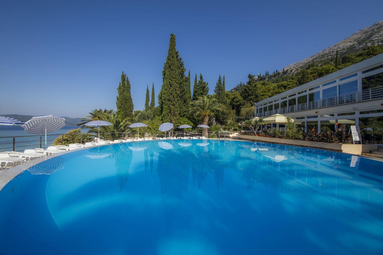 Hotel Orsan - wakacje w Chorwacji
