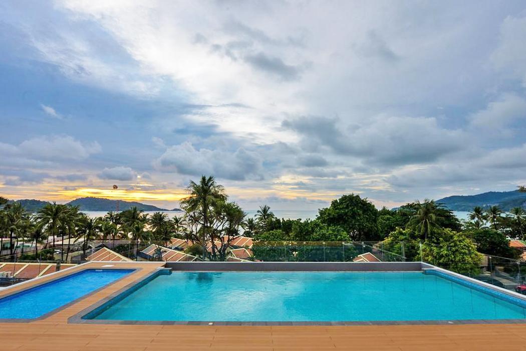 Araya Patong Beach Tajlandia, Phuket, Patong