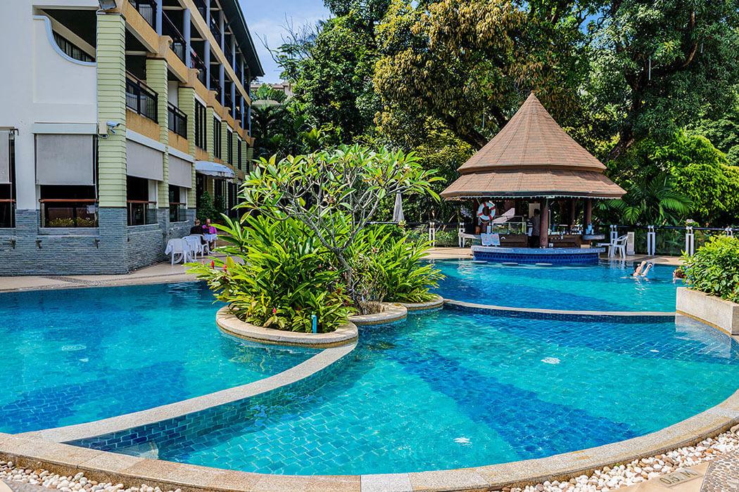 Peach Hill Resort & Spa Tajlandia, Phuket, Karon Beach (Phuket)
