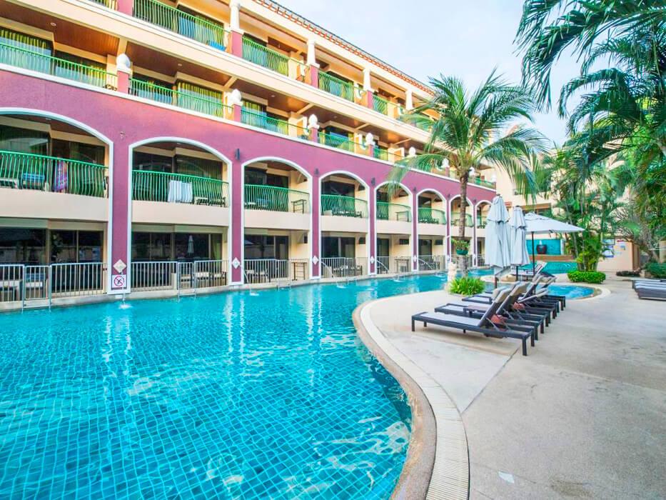 Karon Sea Sands Resort & Spa Tajlandia, Phuket, Karon Beach (Phuket)