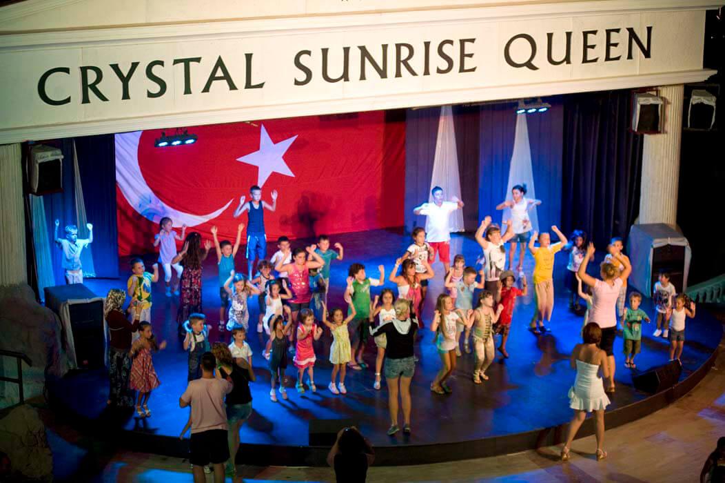Crystal Sunrise Queen Luxury