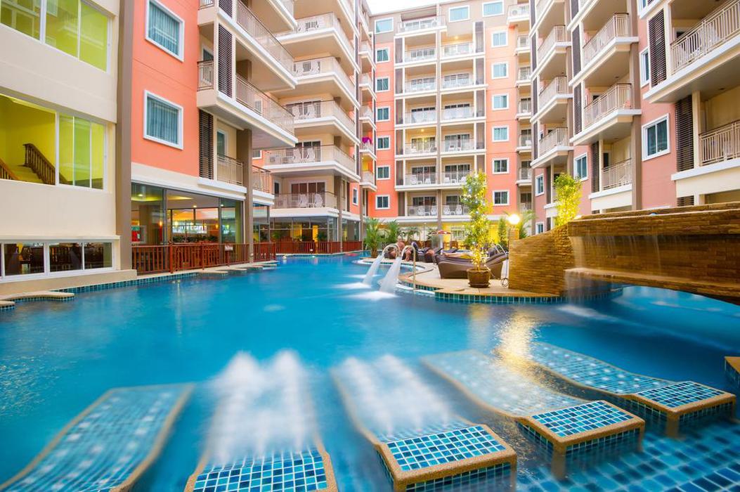 Bauman Residence Tajlandia, Phuket, Patong