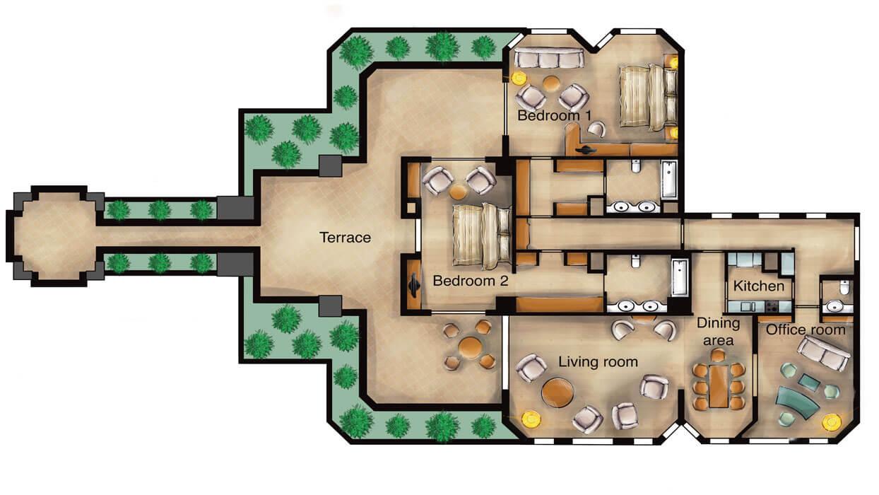 Xanadu Resort